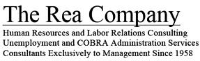 The REA Company Logo